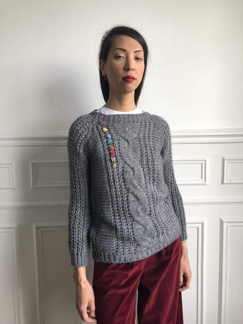 Pull Arcobaleno - Atelier Nucci